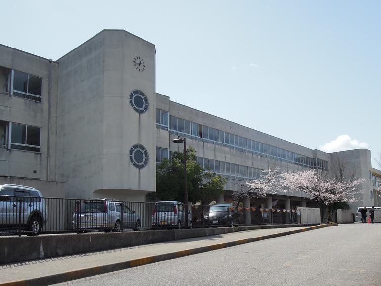 高尾台中学校入学式