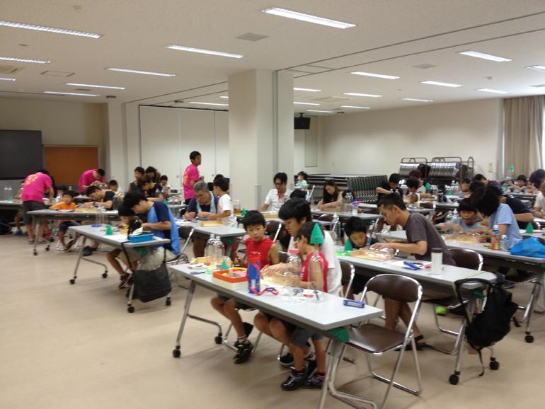 作り方教室