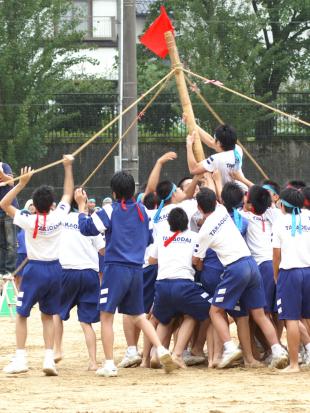 第33回高尾台中学校大運動会