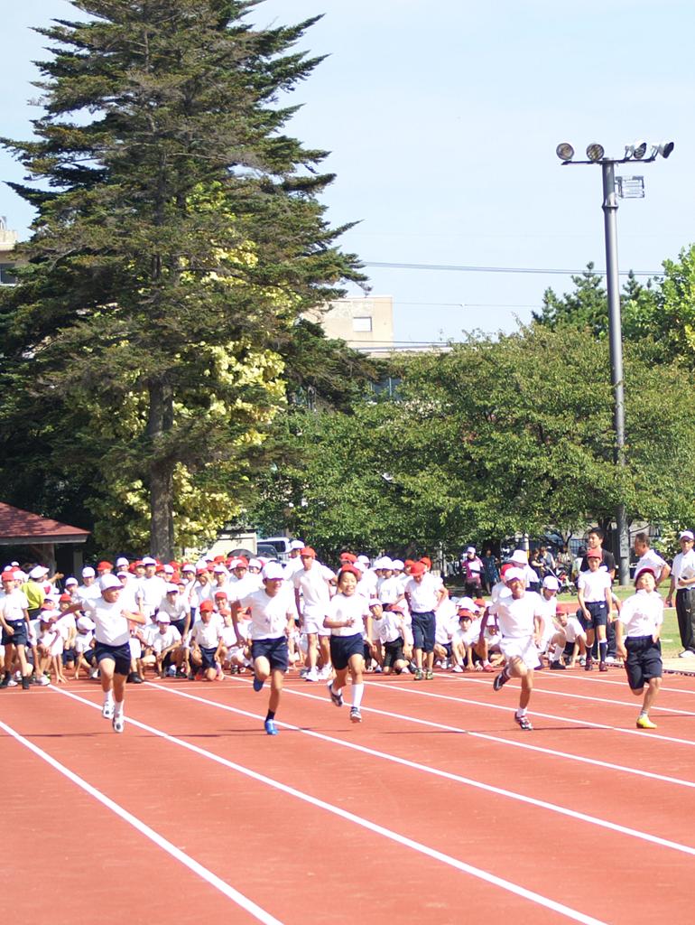 金沢市立小学校連合体育大会